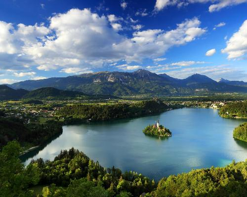 10-Day Contrasts of Slovenia with experiences