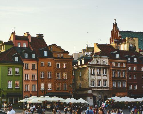 Descubre Polonia: Varsovia y Cracovia