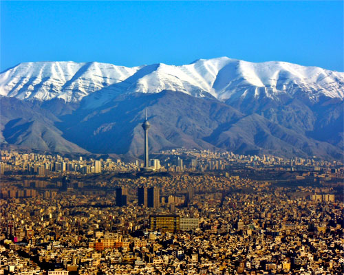 Stay in Tehran and Cook!