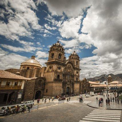 Cuzco/Cusco