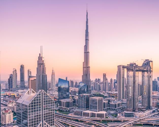 V.A.E. Citykombi: Dubai & Abu Dhabi