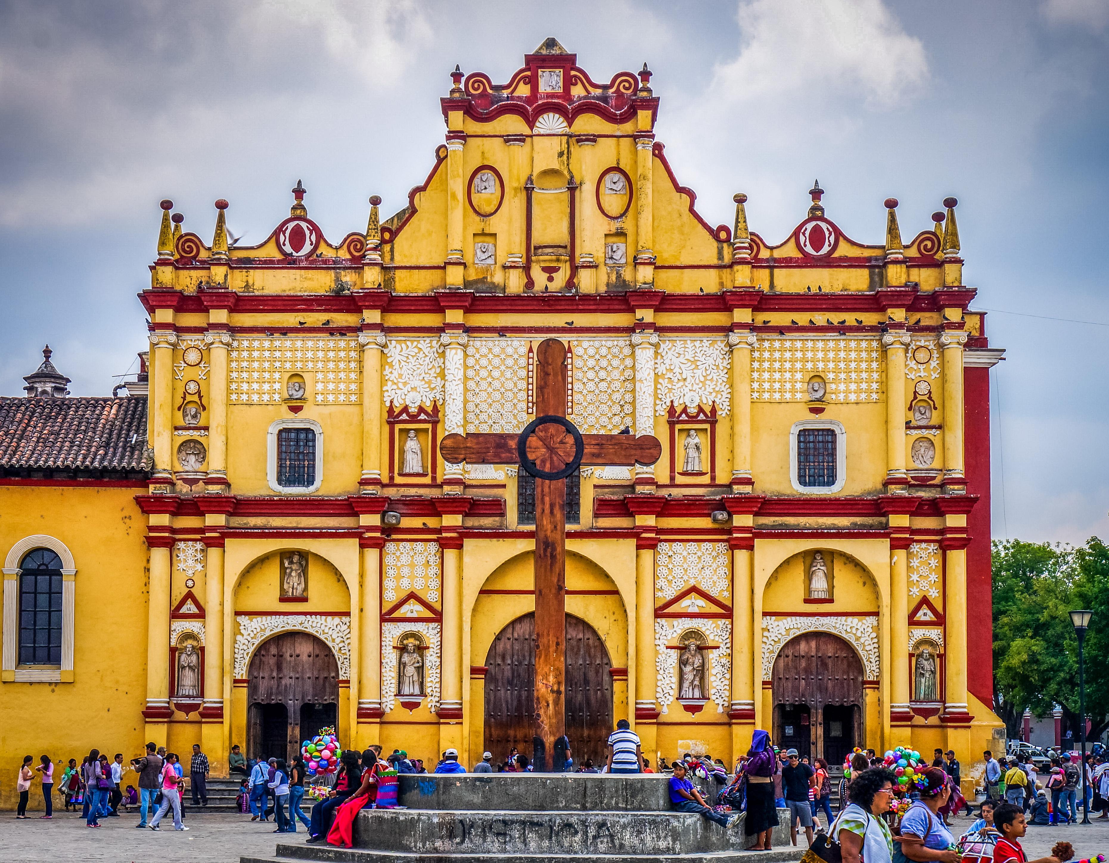 San Juan Chamula y Zinacatán al Natural