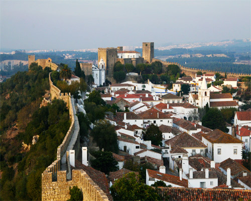 Unos días de descanso en Óbidos