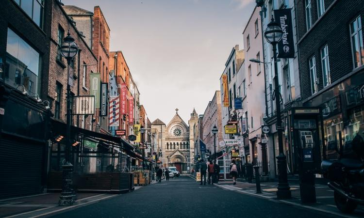 Chollo impresionante, escápate a Dublín