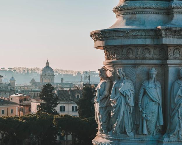 Capitales europeas: Londres, París, Roma y Venecia