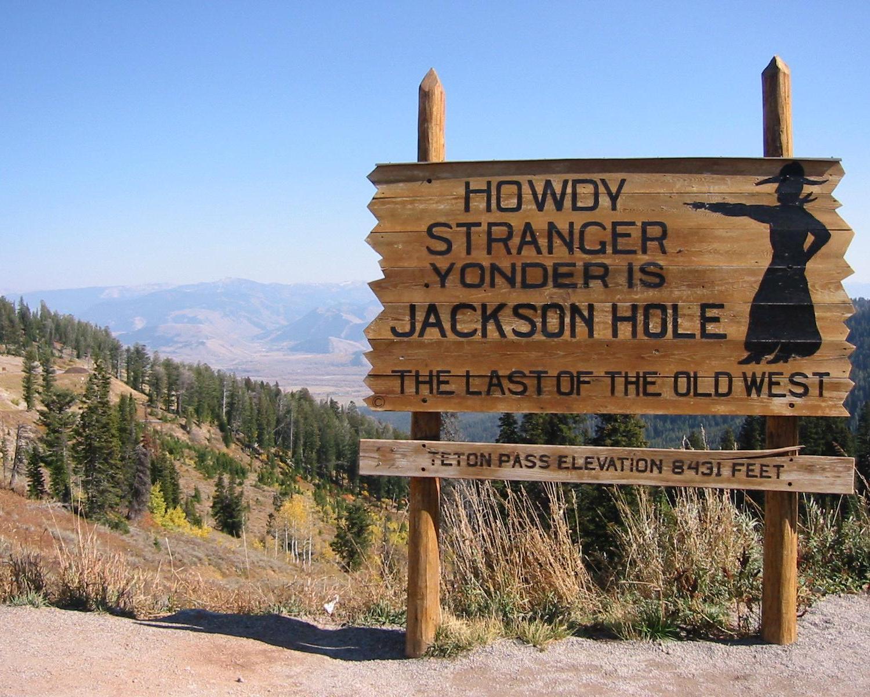 Estados Unidos de America Jackson Hole WY