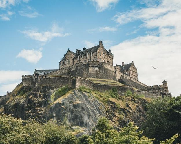 Edimburgo  - Fiestas San Jorge