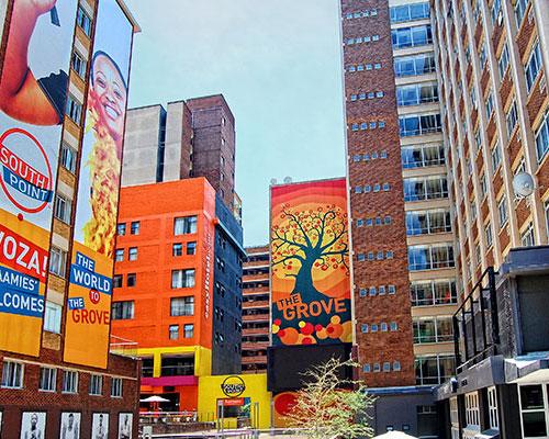 Sudáfrica Johannesburgo