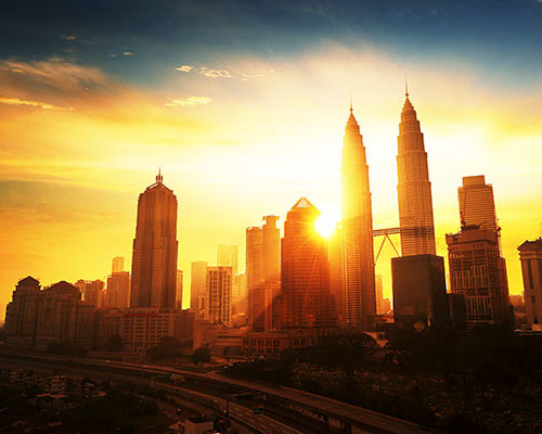 Experience Kuala Lumpur & Bangkok 10 Days!