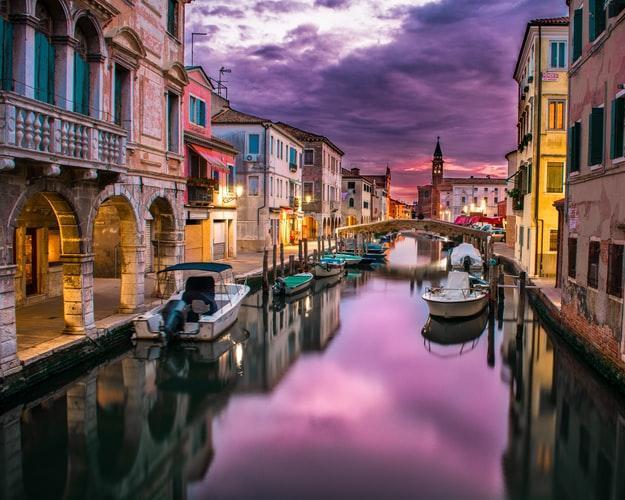 Escapada de San Valentín en Venecia