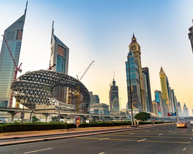 Abflug Frankfurt Dubai