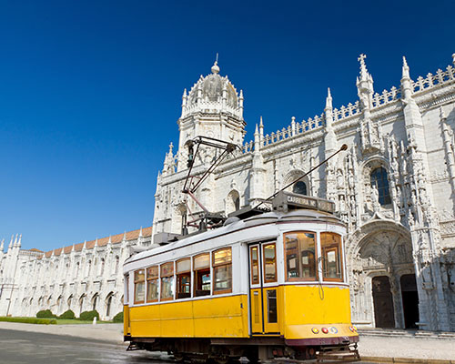 Capitales Portuguesas: Lisboa y Oporto