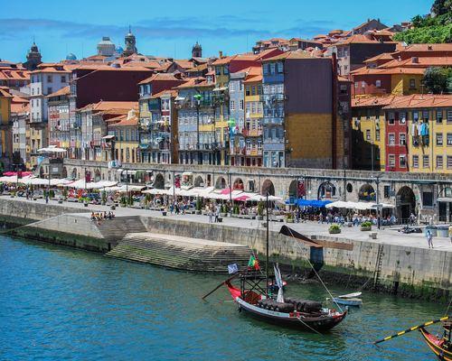 Escapada de San Valentín a Oporto