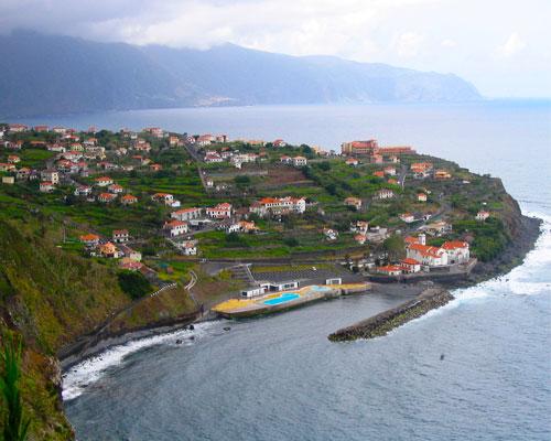 Experimenta Madeira,  Vuelo Directo  Santiago