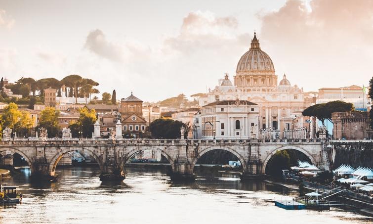Enamórate de Roma y disfrútalo con un crucero