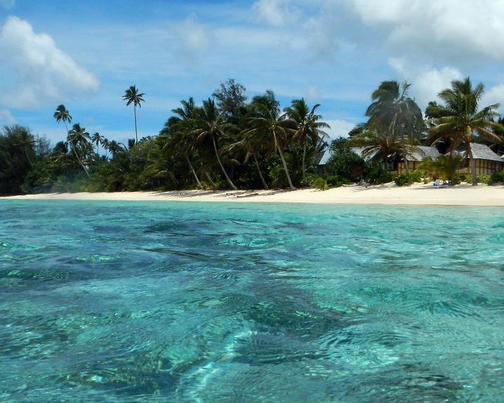 10 nap Cook-szigeteken, Rarotongán