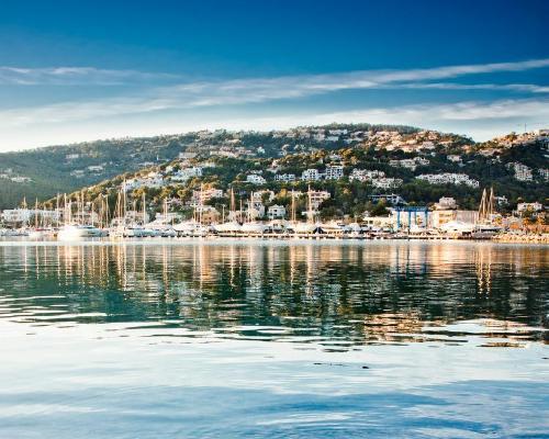Ein Wochenende in Port d'Andratx