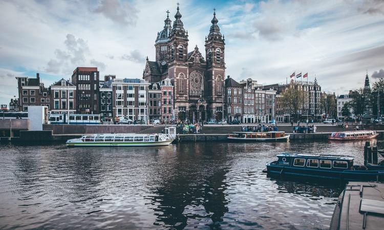 Chollo impresionante, escápate a Ámsterdam