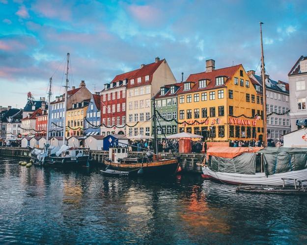 Koppenhága: utazás repülővel és szállás