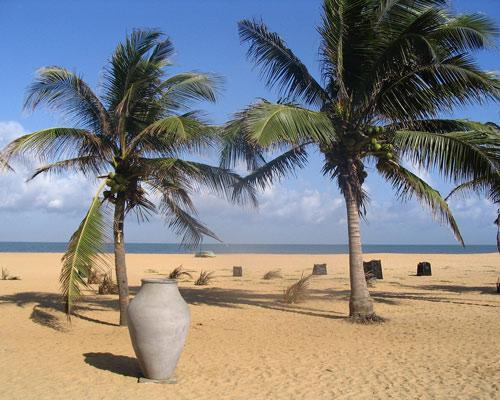 Badeurlaub in Sri Lanka: Negombo