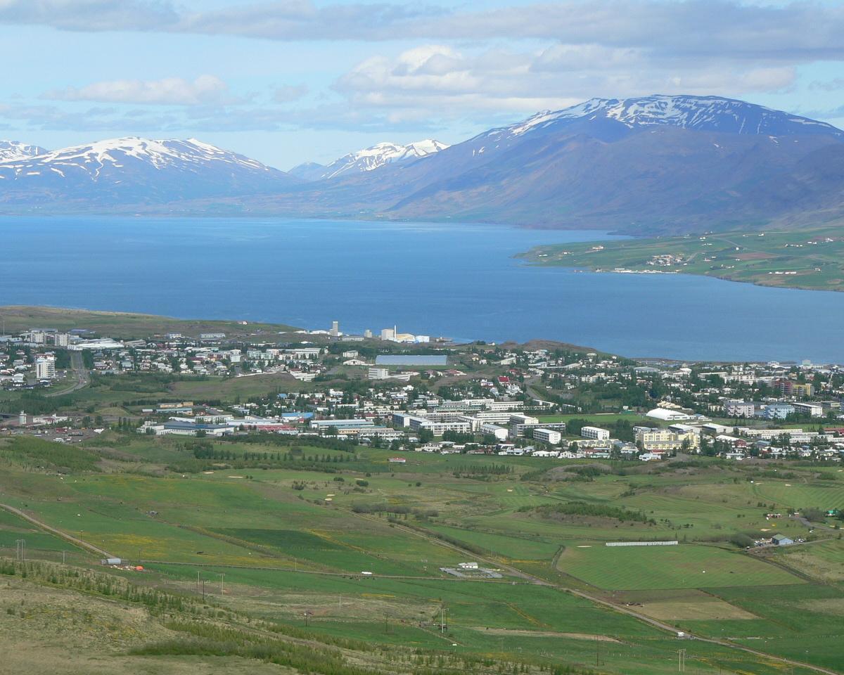 Islandia Eyjafjarðarsveit