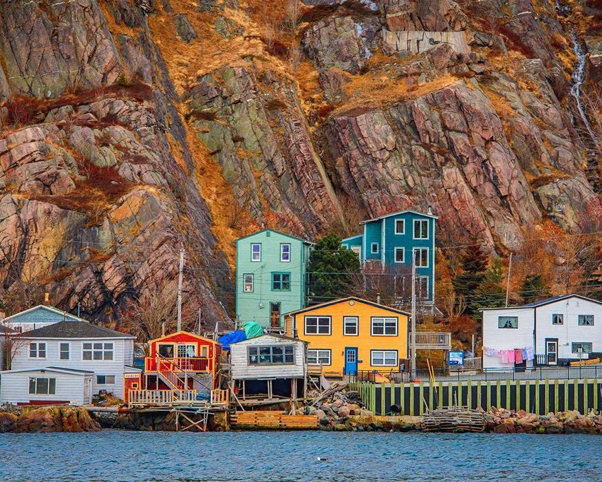 Canadá San Juan de Terranova