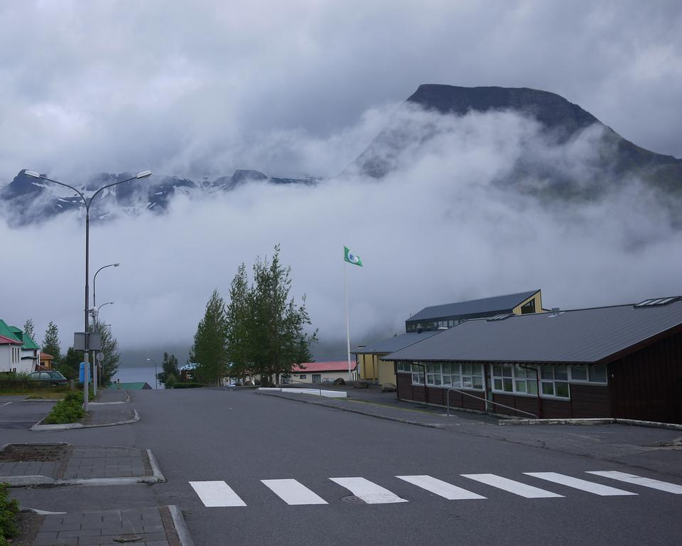Islandia Reydarfjordur
