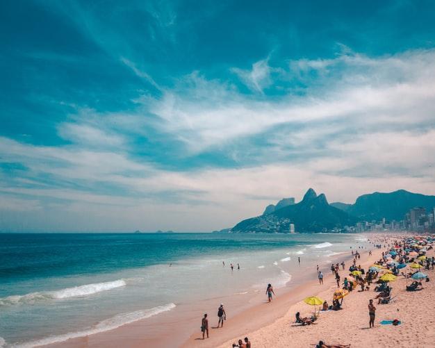 Lissabon, Rio de Janeiro & Strandurlaub in Fortaleza