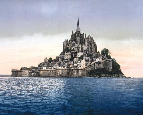 Ruta por Normandia y Bretaña