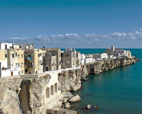 Italia Vieste, Puglia