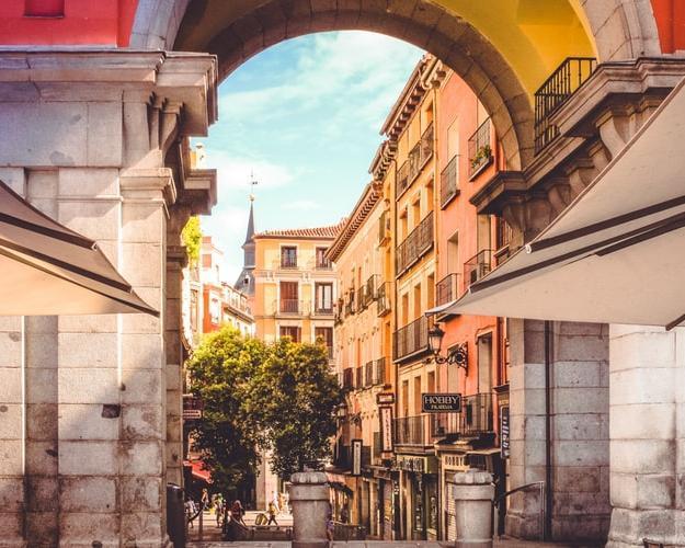 Madridi városlátogatás: szállás reggelivel + repülőjegy