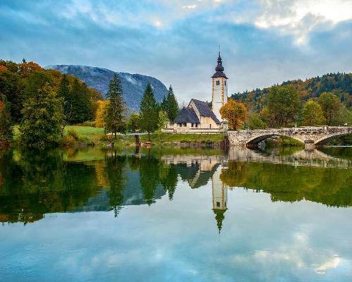 8-Day Self drive tour to lake Bohinj & Bled, Ljubljana the capital and SPA relax