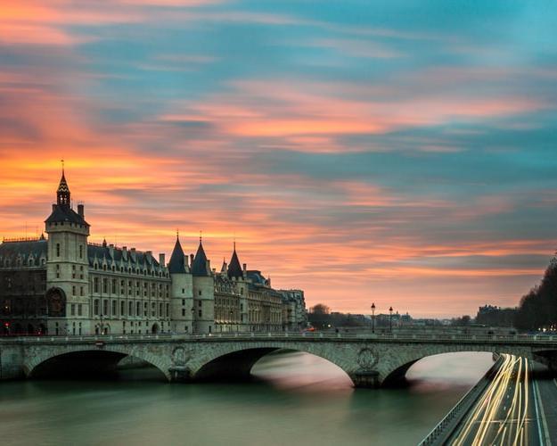 A dreamingly getaway in Paris