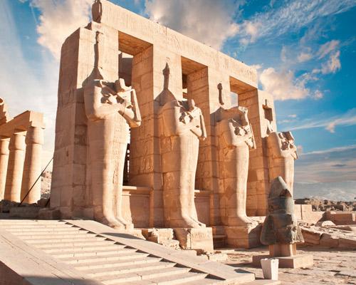 Las mil y una noches: Estambul, El Cairo y Luxor