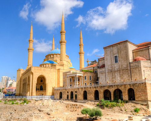 The magic city of Beirut - including historical tour