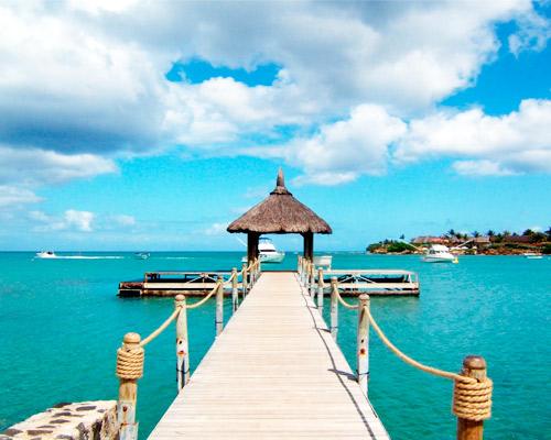Oferta de viaje Dúbai e Isla Mauricio