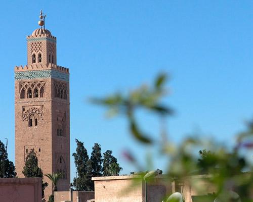 Marrakech y Desierto Puente de Diciembre