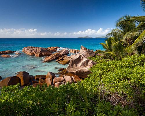 Dubai & Inselhüpfen Seychellen (Praslin, La Digue & Mahé)