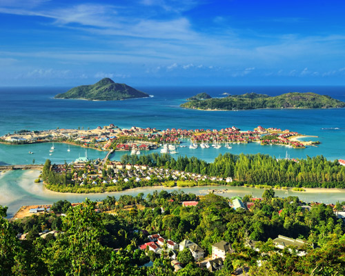 Seychelles Islas Seychelles