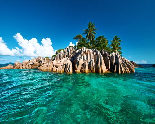 1 hét Seychelles-szigetek: repjegy+ 3 csillagos apartman 322.675 Ft