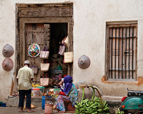 Tanzania Zanzíbar