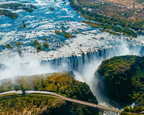 6 Days. Livingstone 5* with Victoria Falls Day Trip from Chobe