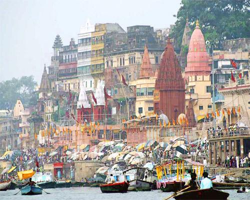 India Varanasi (Benarés)