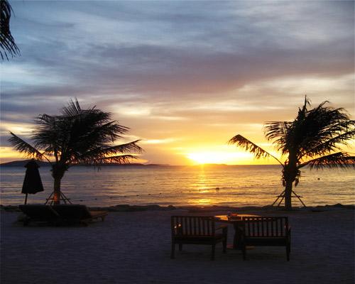 Strandurlaub Pattaya
