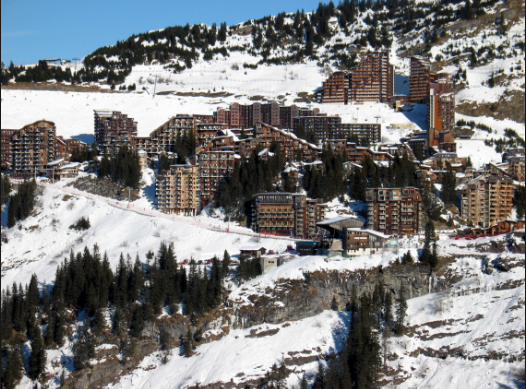Avoriaz, el placer de esquiar
