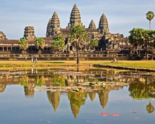De Angkor Wat a la Bahía de Halong