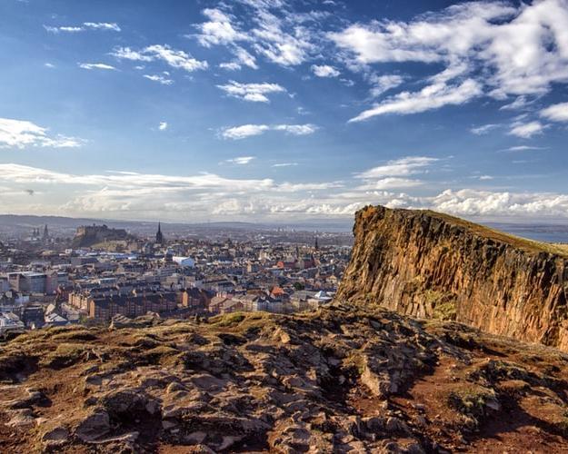 Reino Unido Edimburgo