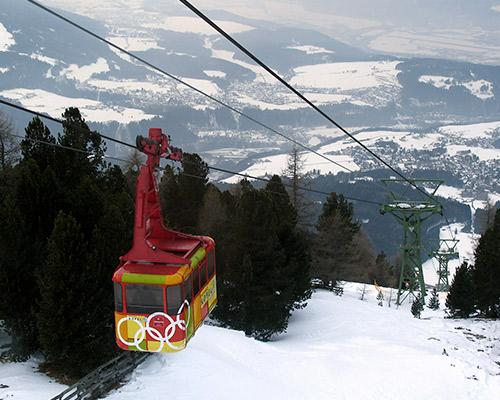 Innsbruck, cuna de los deportes blancos