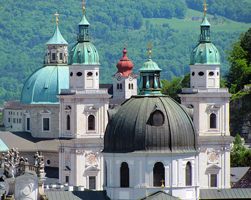 Salzburg and Berlin