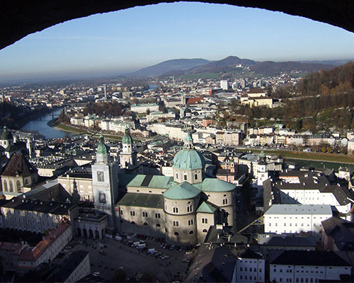 Austria Salzburgo